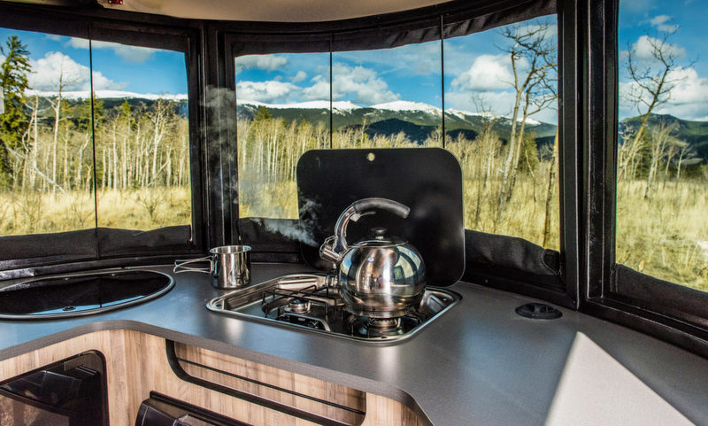Style Report: Built for Adventure. Airstream Base Camp.