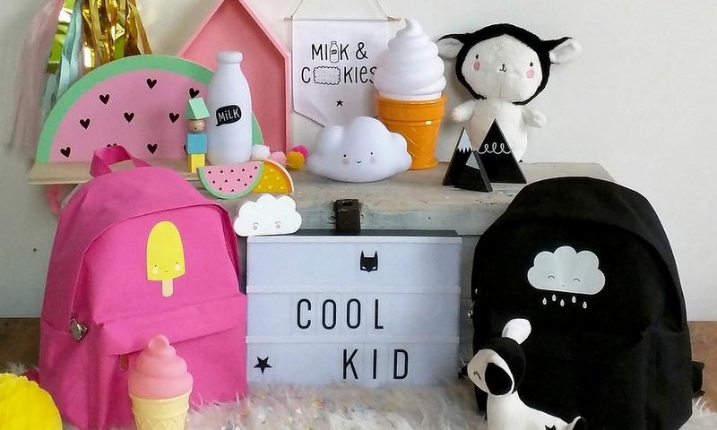 Style Report: A Little Lovely Company. Leuke kinderkamer decoratie.
