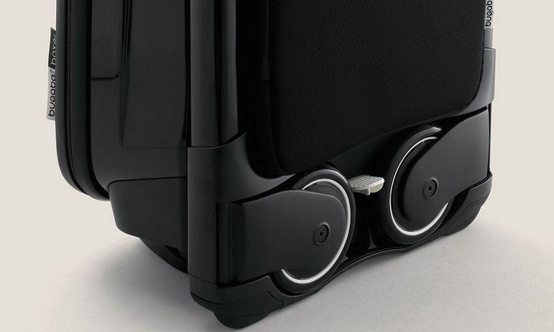 Style Report: Power of Push. Bugaboo Boxer, een revolutionair koffersysteem.