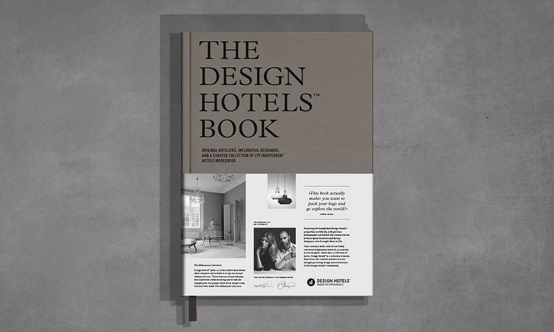 Style Report: The Design Hotels Book.