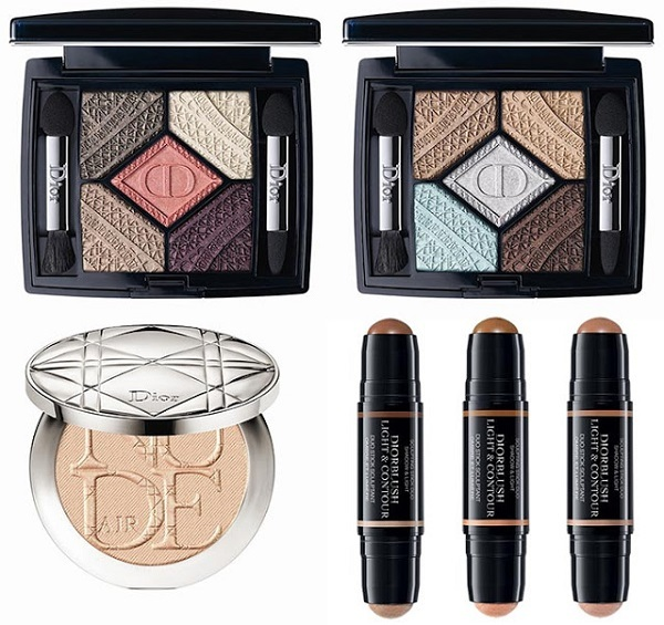 Style Report: Dior Skyline Fall 2016 make up