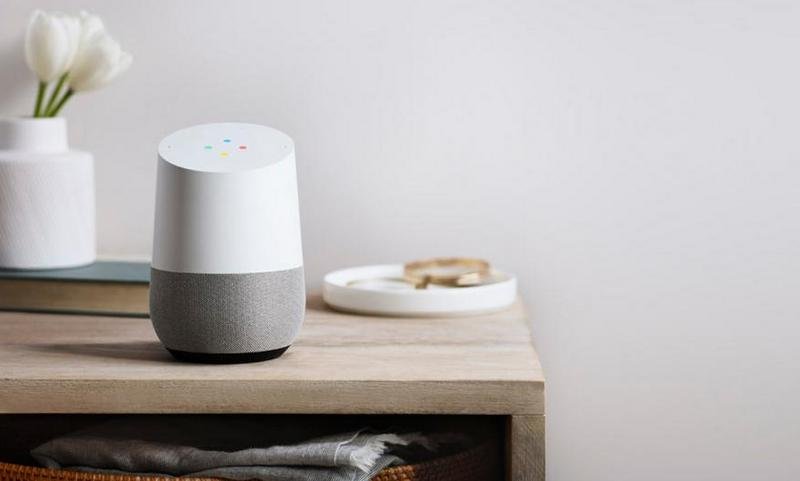 Style Report: Google Home.