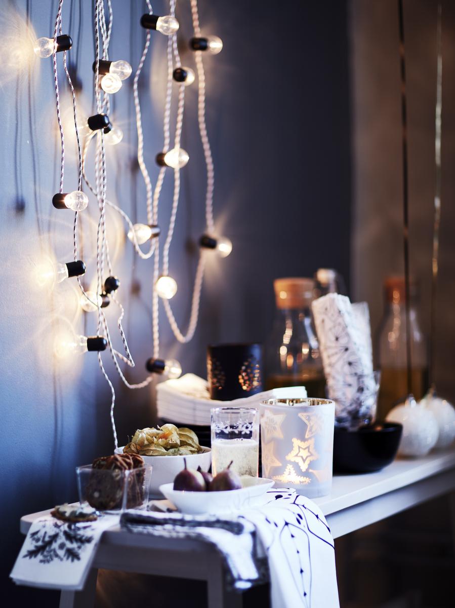 Style Report: Happy Holidays. Kerstcollectie van Ikea.