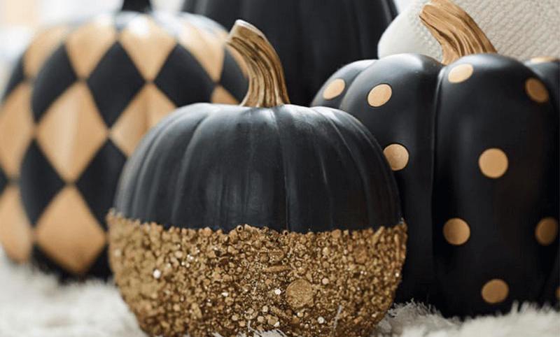 Style Report: Pumpkin Chic. Versier pompoenen.