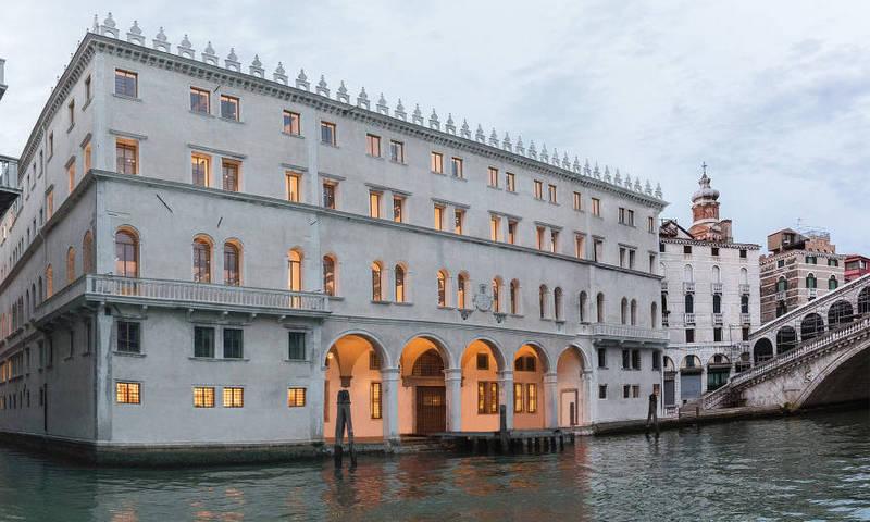 Style Report: Luxueus warenhuis Fondaco dei Tedeschi.