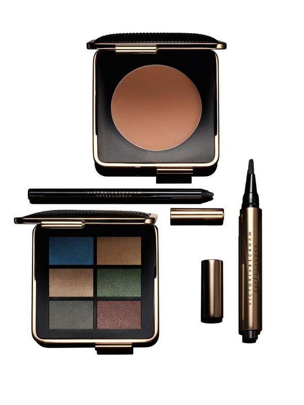 Style Report: Victoria Beckham & Estee Lauder Make Up.