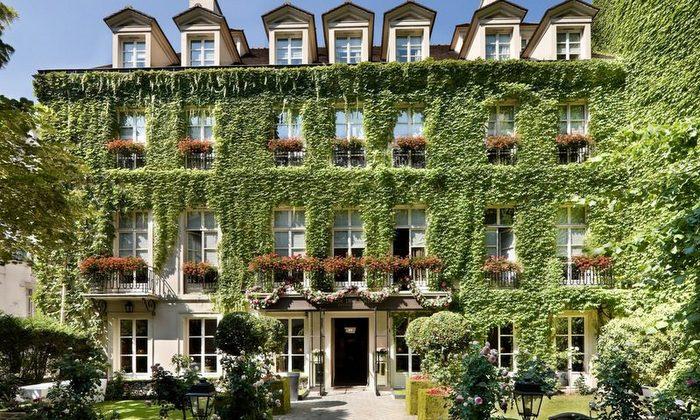 Style Report: Pavillon de la Reine, Paris