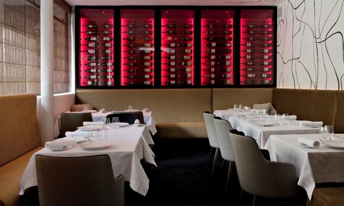 Style Report: Restaurant Il Vino, Paris