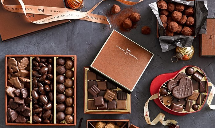 Style Report: Maison du Chocolat