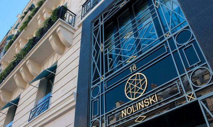 Style Report: Hotel Nolinski, Paris
