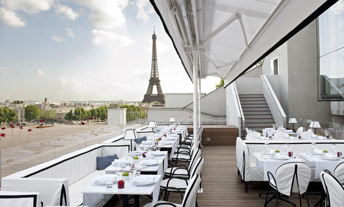 Style Report: Maison Blanche, Paris