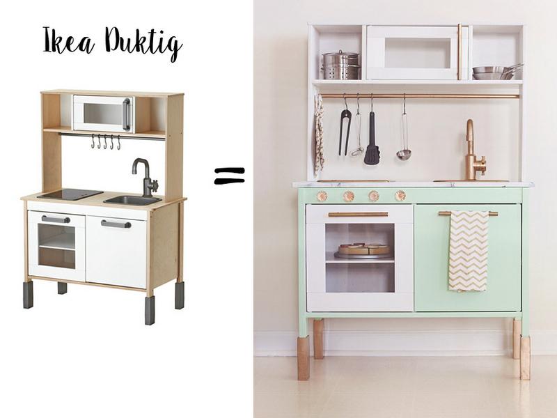 Style Report: Ikea Hack Duktig