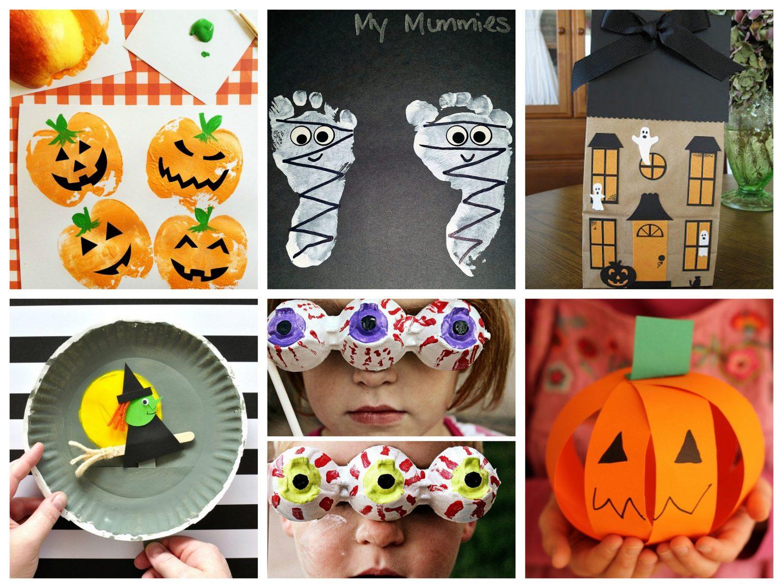 Style Report: Halloween Crafts Kids
