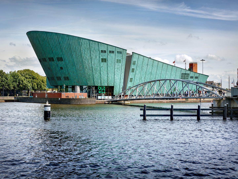 Style Report: Museum NEMO Amsterdam, The Netherlands