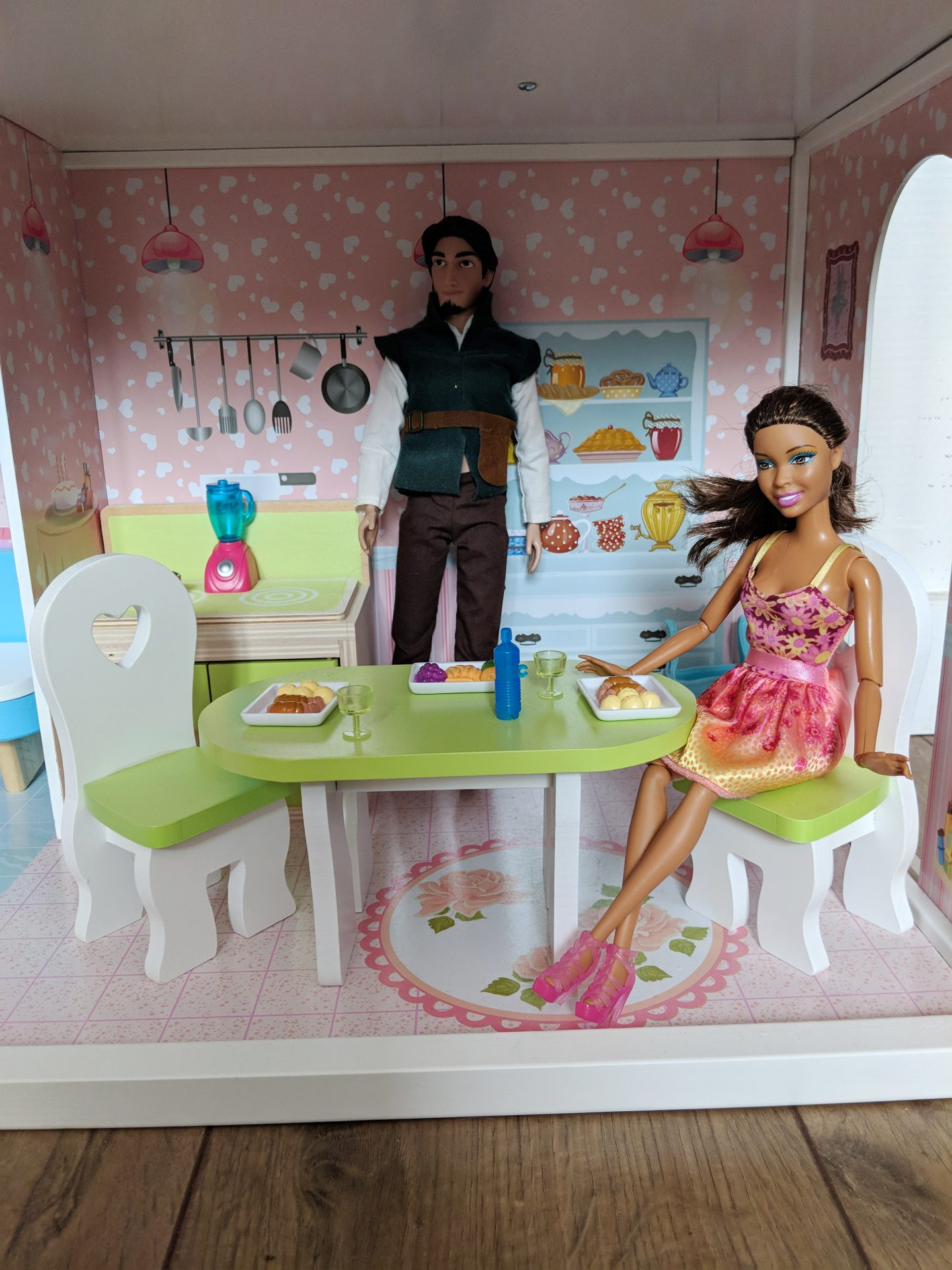 Style Report: Bandits & Angels Dollhouse