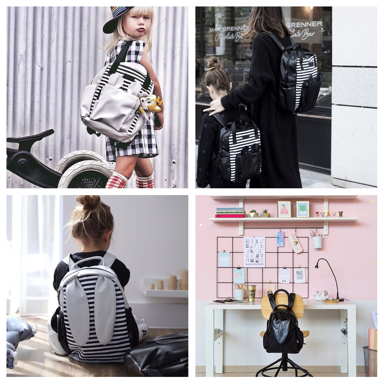 Style Report: Toosh Kids Backpack