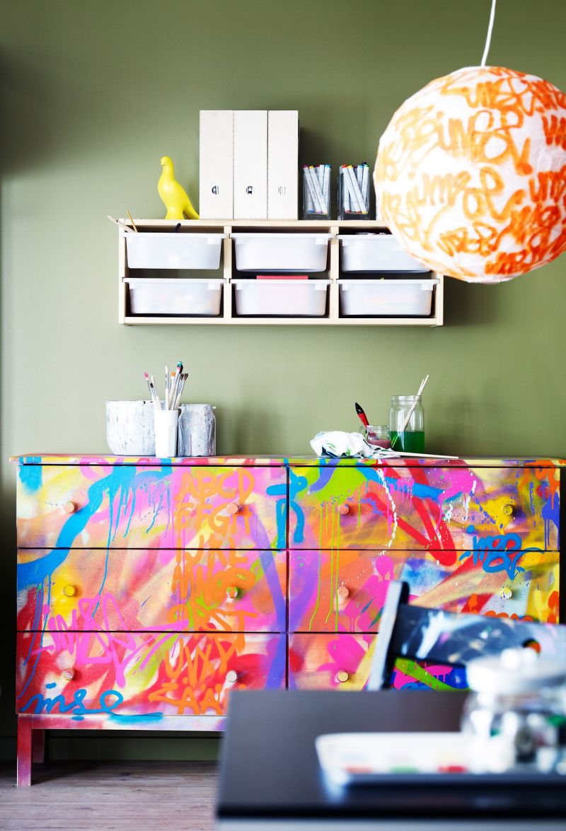 Style Report: IKEA Hack Tarva