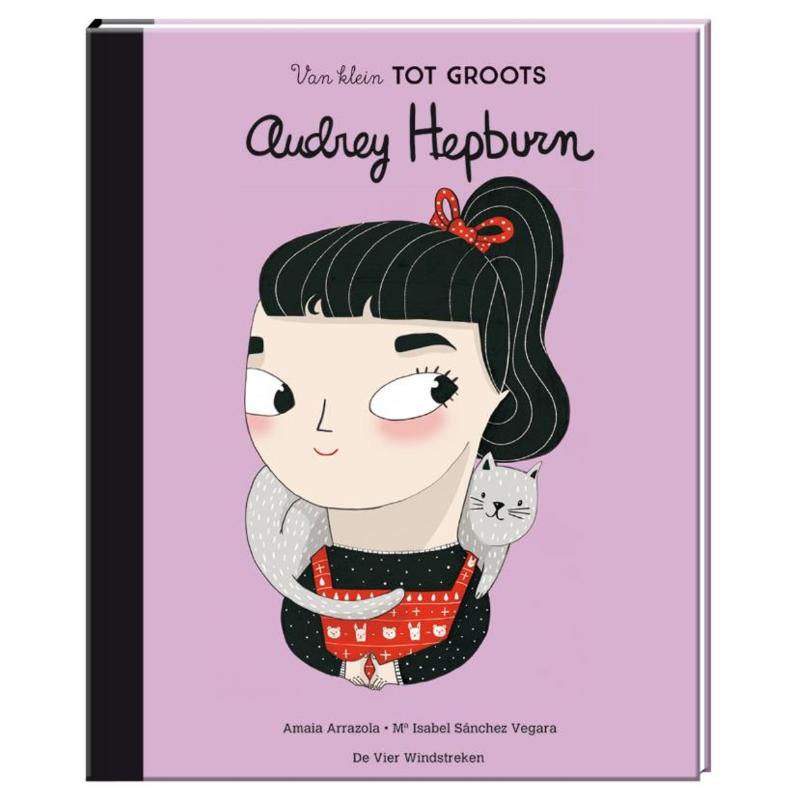 Style Report: Van klein tot groots, Audrey Hepburn
