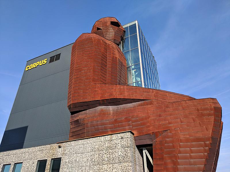 Style Report: Museum CORPUS, reis door het lichaam
