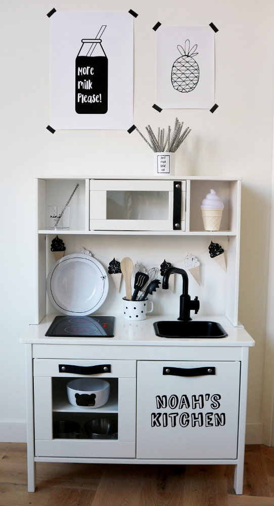 Style Report: Ikea Play Kitchen Hack