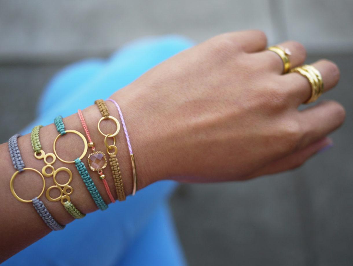 Style Report DIY armband maken