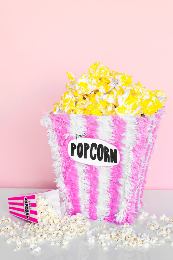 Surprise Popcorn Sinterklaas