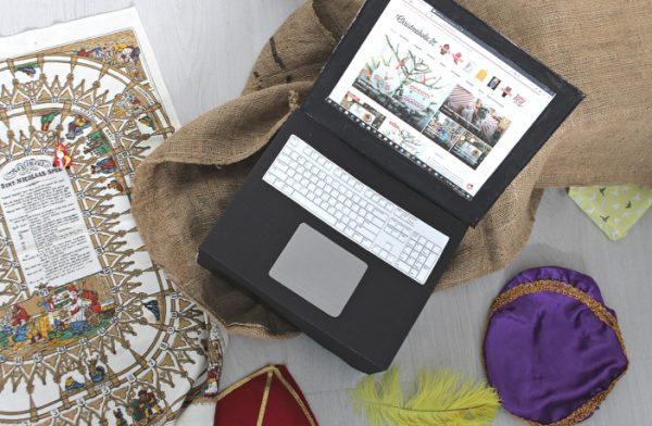 Sinterklaas Surprise Laptop