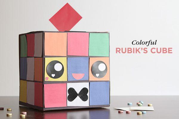 Sinterklaas Surprise Rubiks Cube