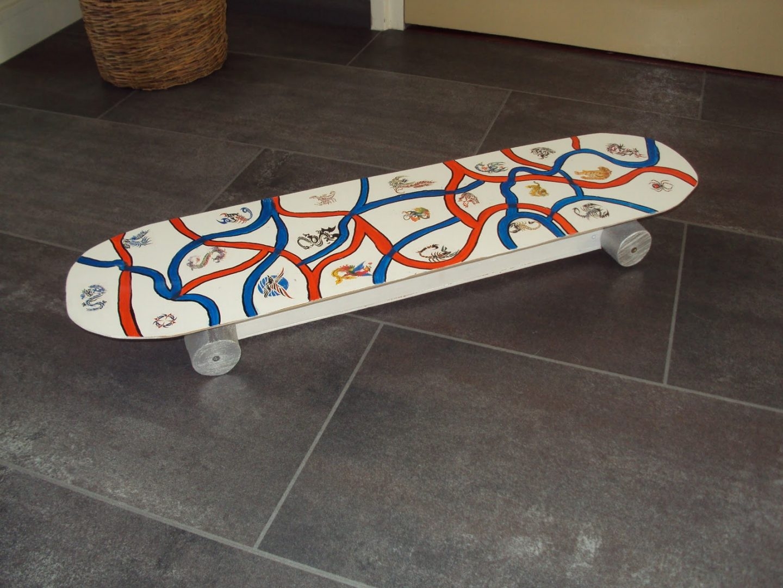 Sinterklaas Surprise Skateboard