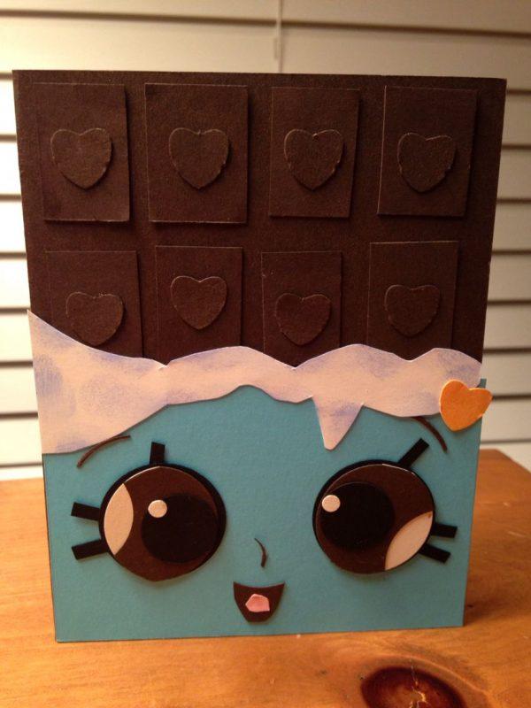 Sinterklaas Surprise Shopkins Chocoladereep